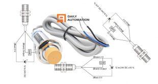 3-vodičové senzory