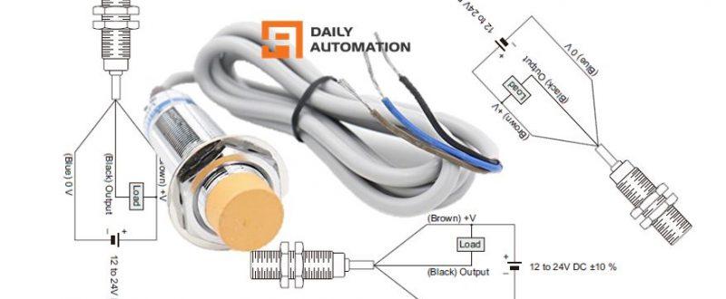 Ako zapojiť 3-vodičové senzory?