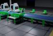 Modulárna výrobná linka a jej digitálne dvojča
