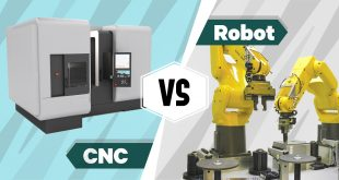 CNC vs. Robot