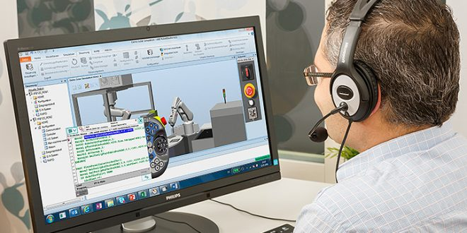 !!! ABB ponúka licencie RobotStudia zdarma