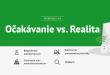 Industry 4.0 | Očakávanie vs. Realita | SEWIO