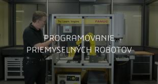 programovanie robotov