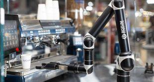 Robotický barista