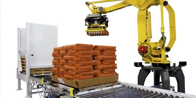 Robotická paletizácia – ako na to?