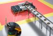 Bezpečnostný laserový skener