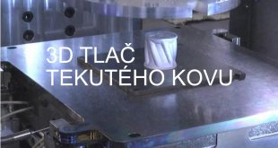 3D TLAč TEKUTéHO KOVU XEROX