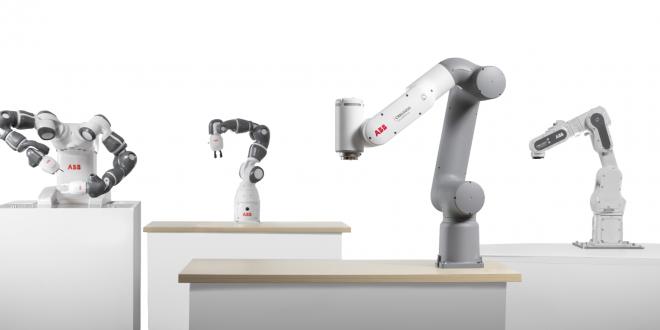 GoFa a SWIFTI   Spoločnosť ABB uvádza na trh novú generáciu kobotov