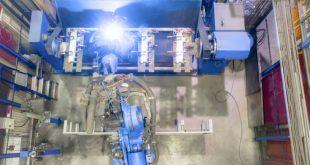 robotické polohovacie zariadenie