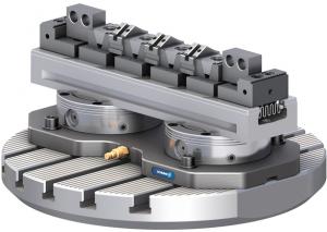 Automatická výmena obrobkov | Schunk