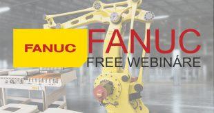 FANUC Webináre | Fanuc webinár