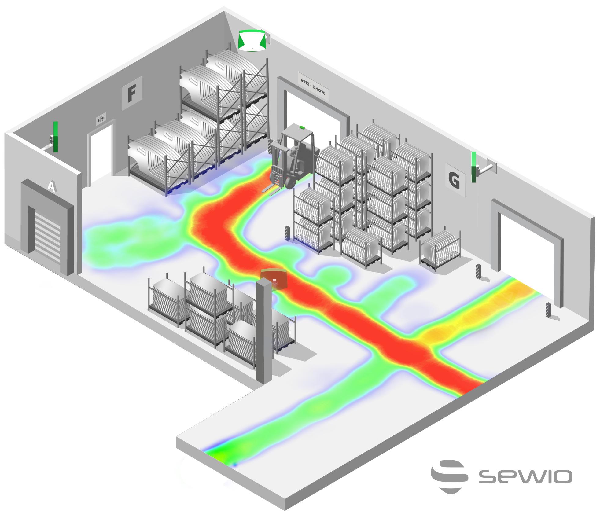 SEWIO networks | RTLS