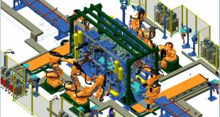 Simulácia výrobných systémov DailyAutomation