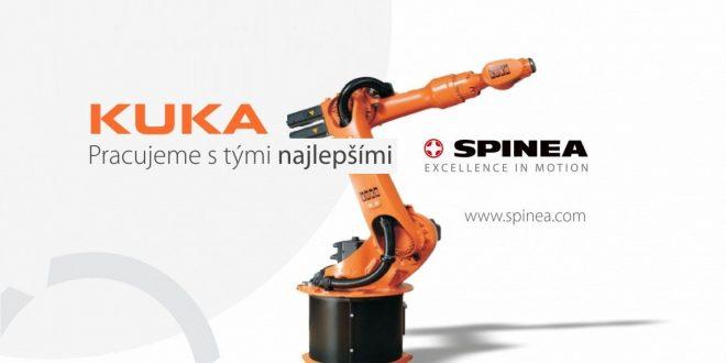 KR 16 – výsledok najúspešnejšieho kooperačného projektu v histórii spoločnosti SPINEA ®