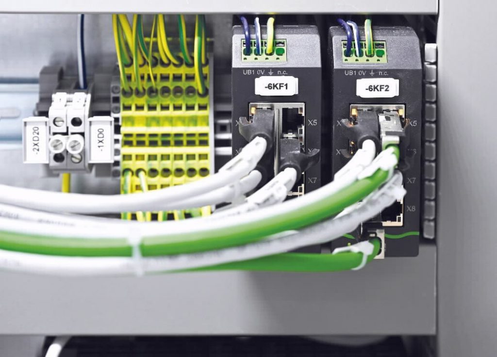 sieťové prepínače