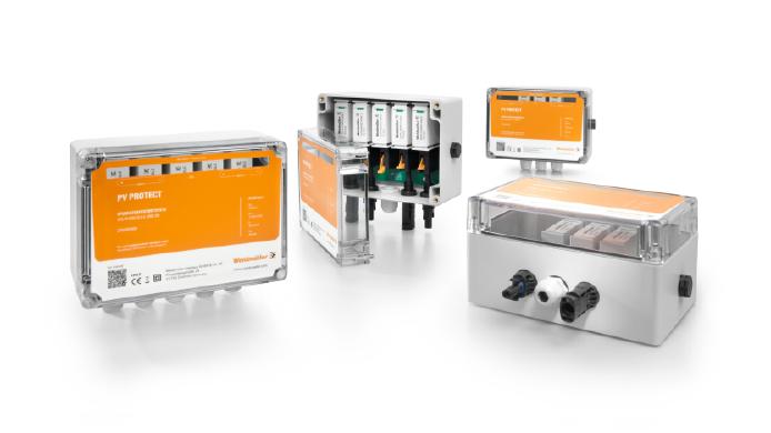 fotovoltaické projekty - Box PV Protect