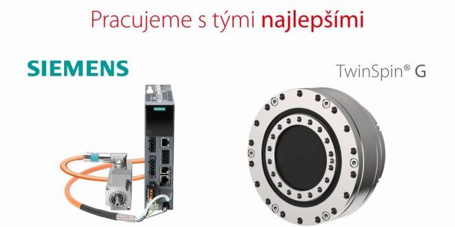 SPINEA a SIEMENS – spoločné jednotky s riadiacim systémom a vybavením